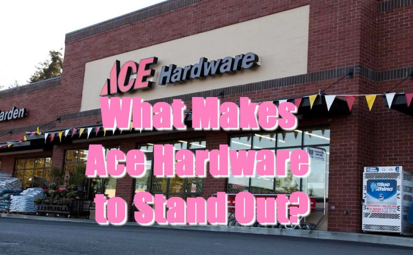 What Makes Ace Hardware to Stand Out?